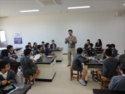 熊本高等専門学校 » 八代市立松高小学校で小学校ネットワーク理科授業 ...